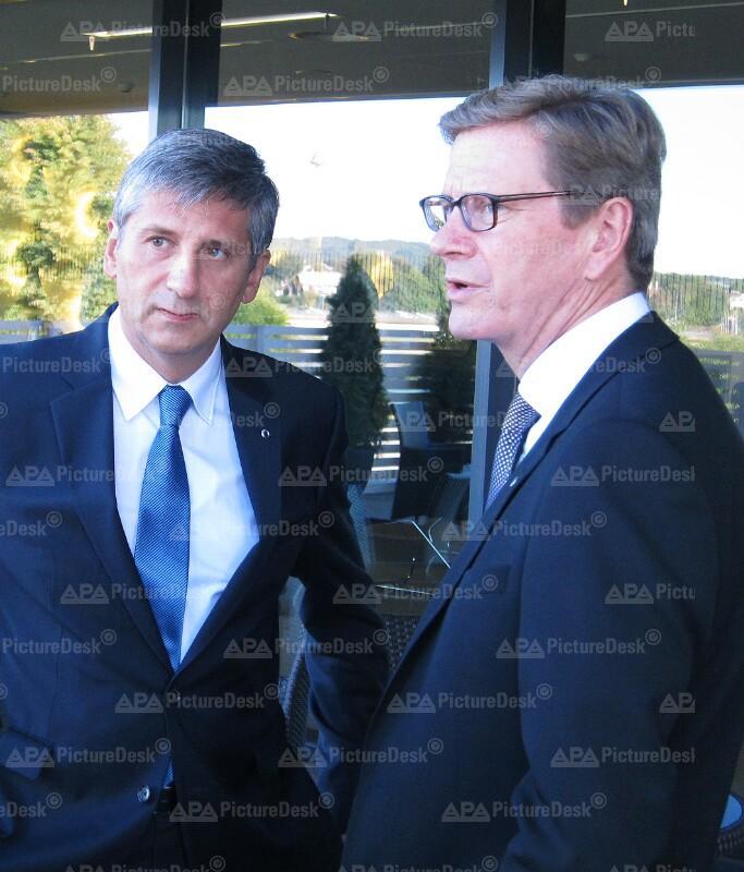 Außenministertreffen in Litauen