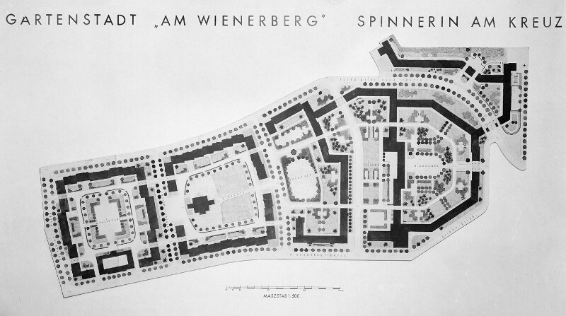 Gartenstadt 'Wienerberg - Spinnerin am Kreuz'