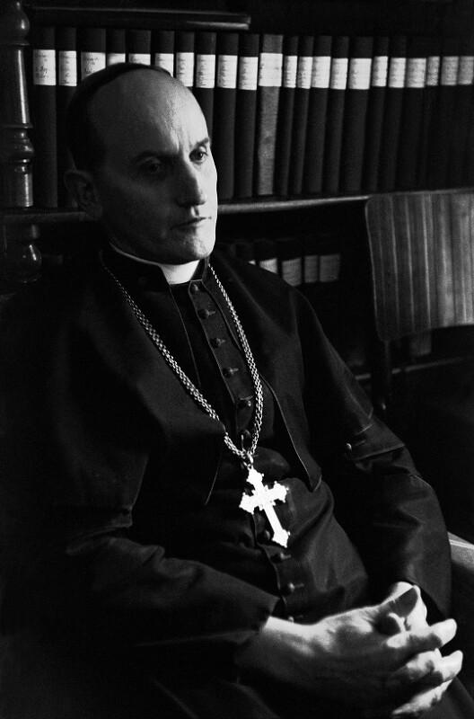 Kardinal Alojzij Stepinac in seiner Heimatstadt Krašić, Kroatien