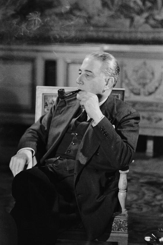 Rene Meyer, Französischer Premierminister