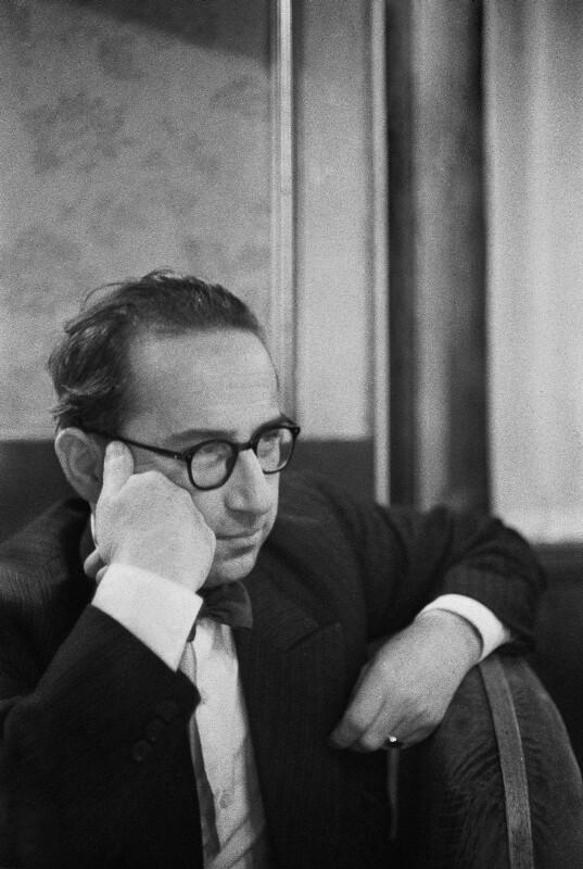 Österreichischer Kritiker und Übersetzer Hans Weigel