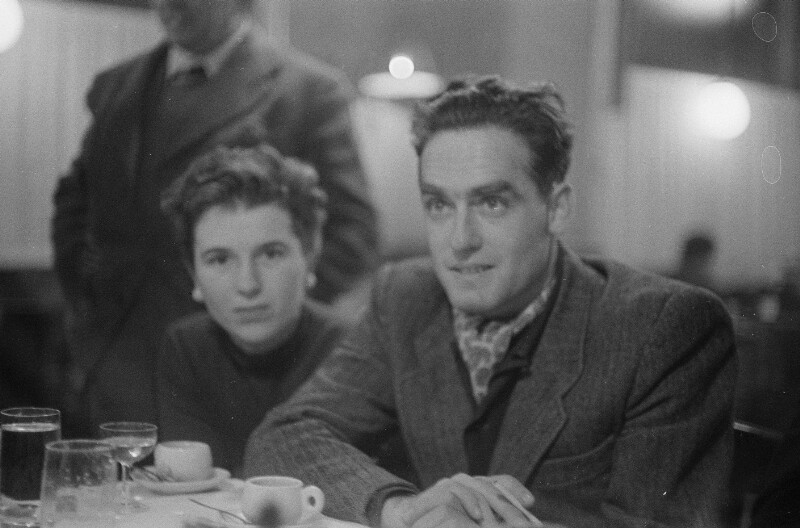 Traudl & Erich Lessing, 1955