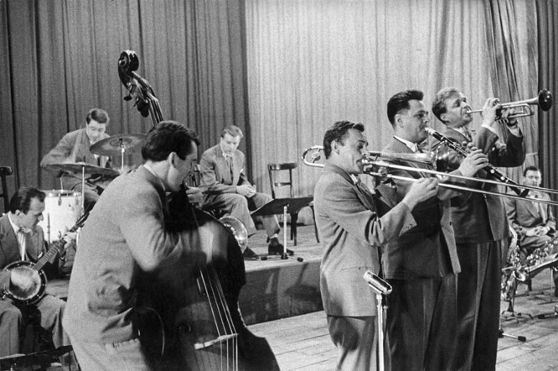 Pilsen, berühmt für sein Bier, hat auch ein Jazz-Orchester
