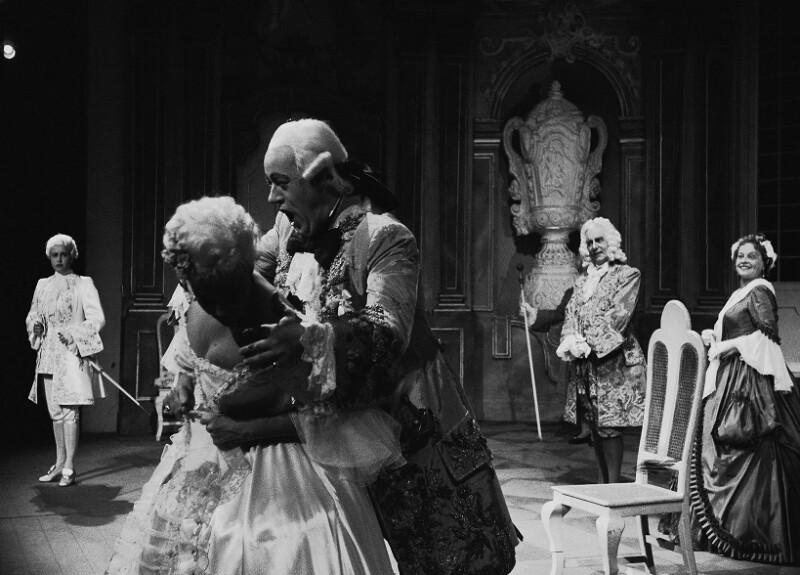 """Eine Aufführung von Richard Strauss' """"Der Rosenkavalier"""" in der Wiener Staatsoper"""