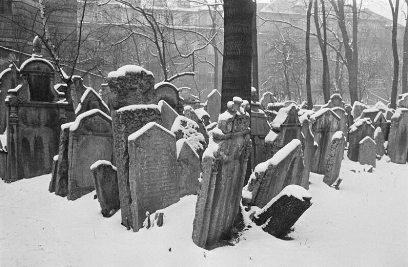 Der jüdische Friedhof von Prag