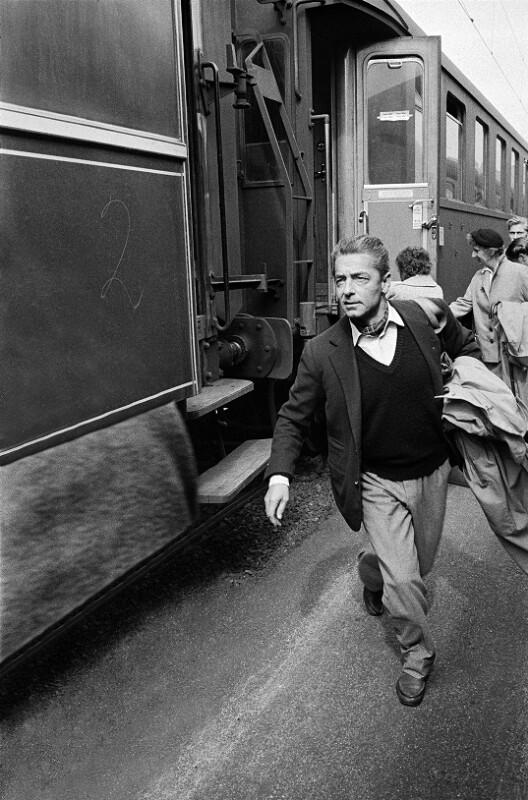 Herbert von Karajan eilte immer von einem Konzert zum nächsten