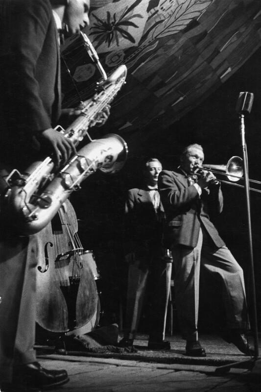 Britische Jazzgruppe von Dave Burman war ein großer Erfolg am Zoppot Jazz Festival