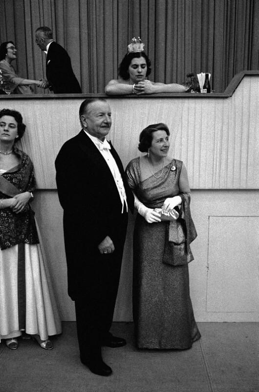 Am Wiener Opernball, 1958