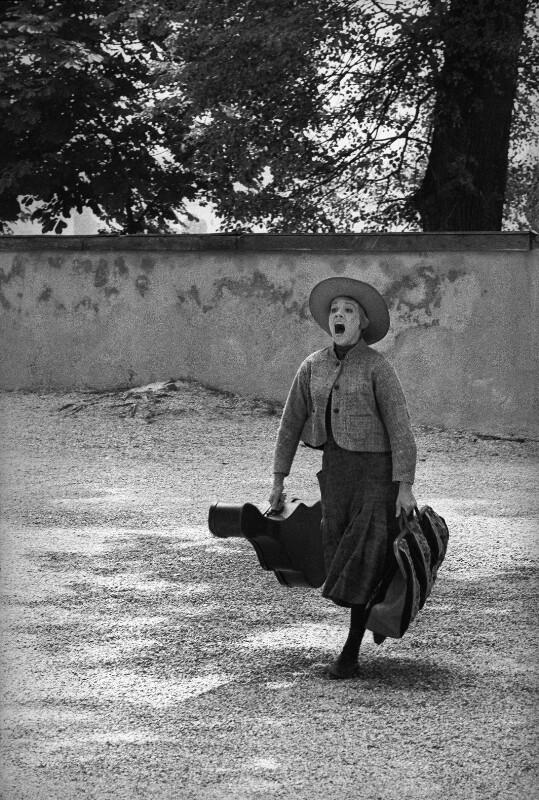 "Julie Andrews in ""The Sound of Music"", Salzburg, 1964"