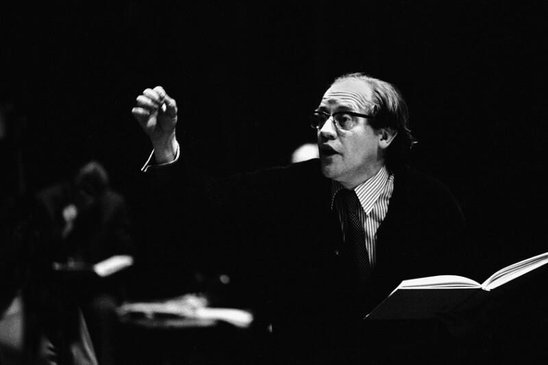"""August Everding inszeniert """"Parsifal"""" an der Pariser Oper, 1973"""