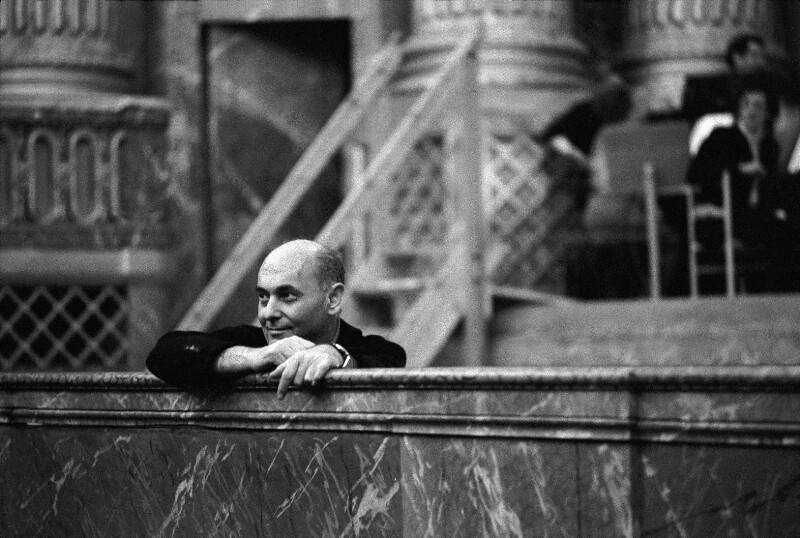 Georg Solti, Paris, 1973