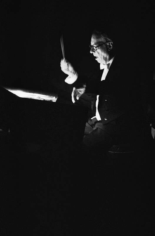 "Karl Böhm dirigiert ""Don Giovanni"", Paris, 1973"