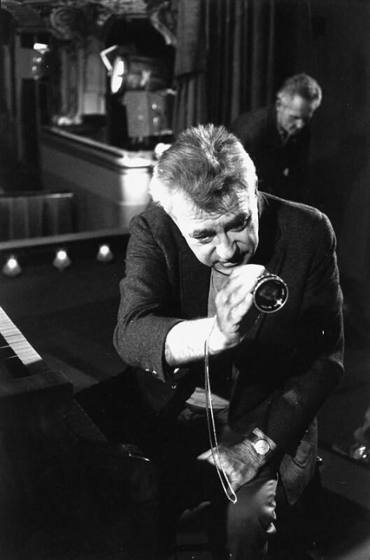 Film über Leben und Liebe des Franz Liszt von Regisseur Charles Vidor: Regisseur Charles Vidor