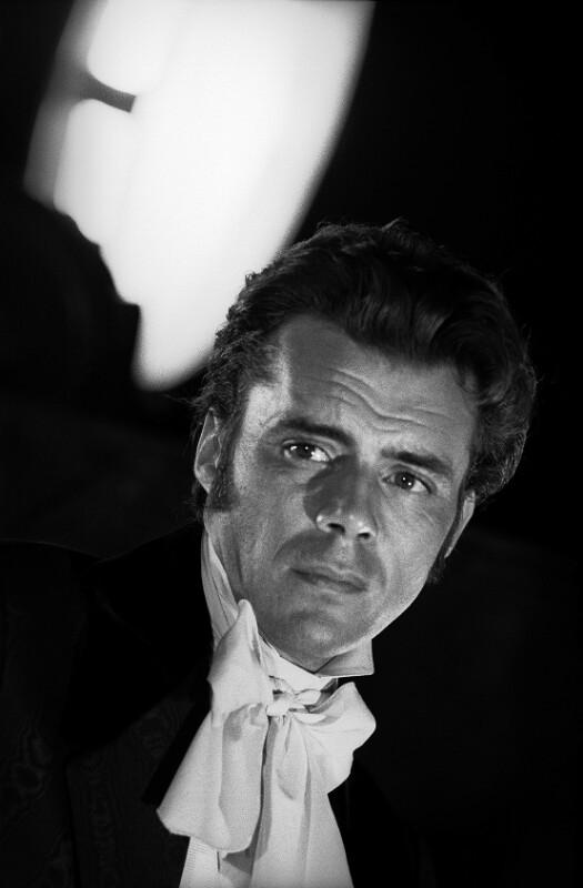 Film über Leben und Liebe des Franz Liszt von Regisseur Charles Vidor: Dirk Bogarde als Franz Liszt