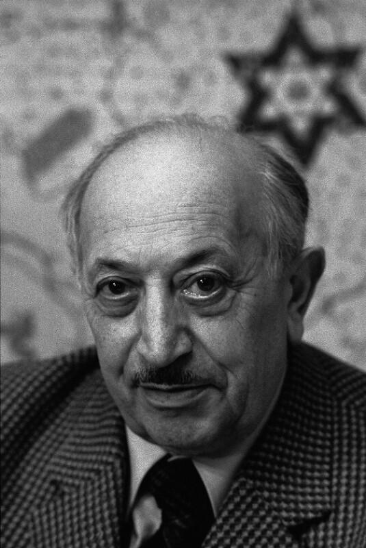Simon Wiesenthal, Wien, 1970
