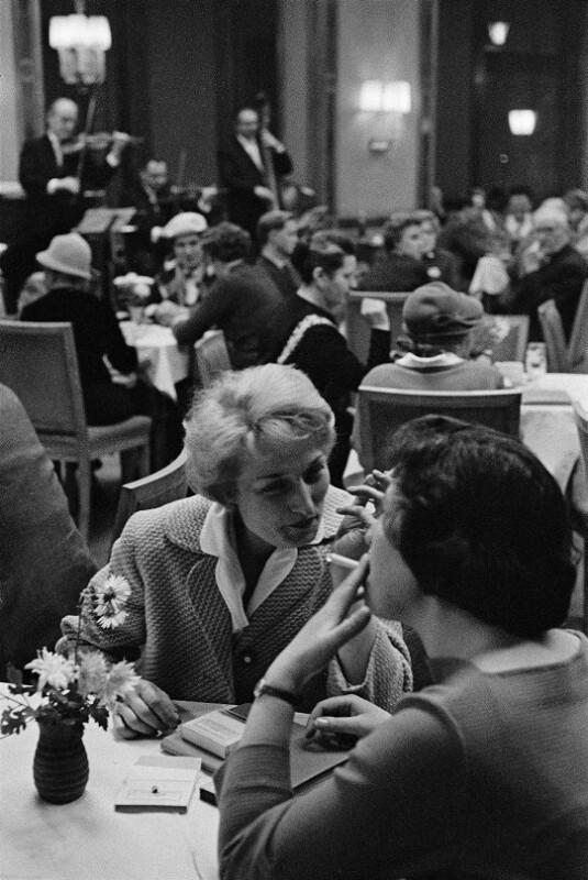 Abendveranstaltung in der DDR