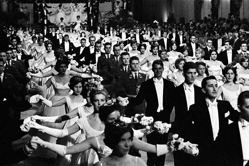 Am Wiener Opernball