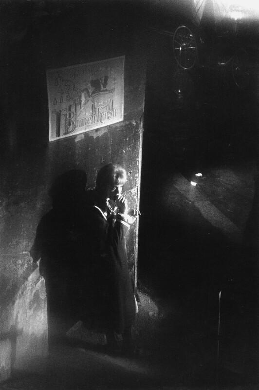 """Die britische Schauspielerin Susannah York während der Dreharbeiten zu John Hustons """"Freud"""", Wien, 1961"""