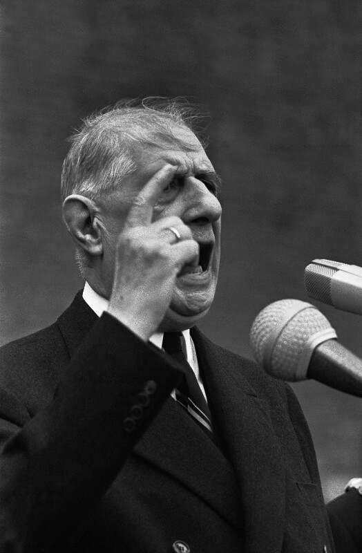 Charles de Gaulle auf Staatsbesuch in Deutschland, Köln, 1962