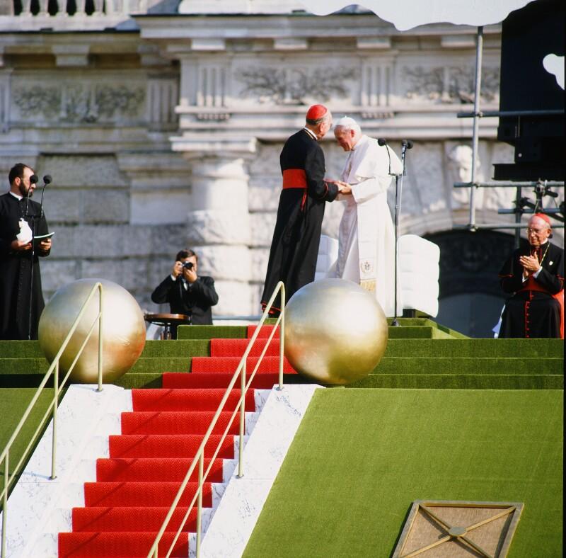 Papstbesuch in Wien
