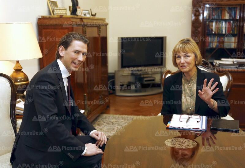 Außenminister Kurz in Kroatien