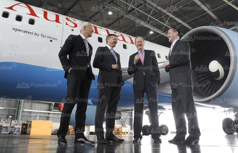 AUA-AUSTRIAN AIRLINES AG/VORSTAND: FROESE/BENZ/ALBRECHT/LACHINGER