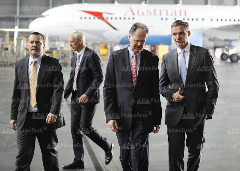 AUA-AUSTRIAN AIRLINES AG/VORSTAND: LACHINGER/FROESE/ALBRECHT/BENZ