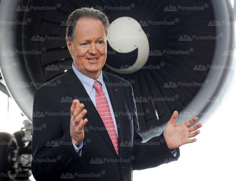 AUA-AUSTRIAN AIRLINES AG/VORSTAND: CEO JAAN ALBRECHT
