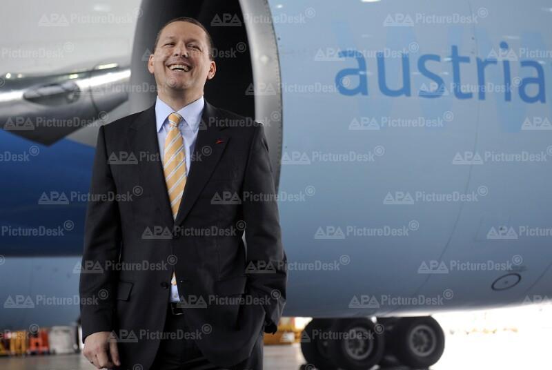 AUA-AUSTRIAN AIRLINES AG/VORSTAND: CFO HEINZ LACHINGER