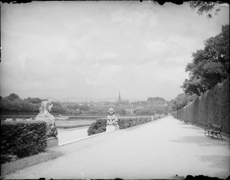 Wien 3, Belvederepark