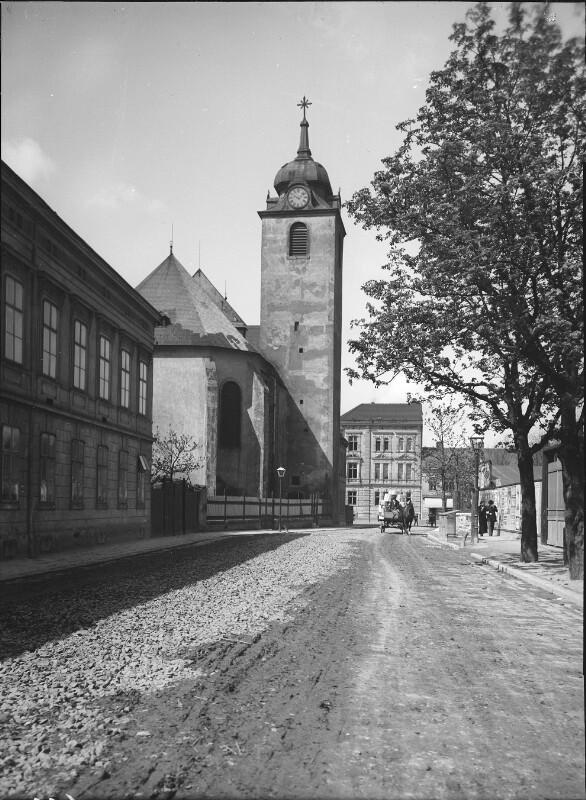 Wien 14, Jakobskirche
