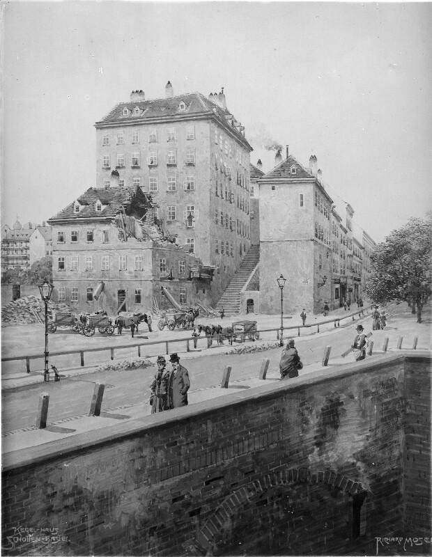 Wien 1, Schottenbastei