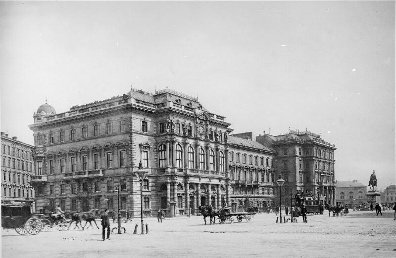 Wien 1, Schwarzenbergplatz 1ff