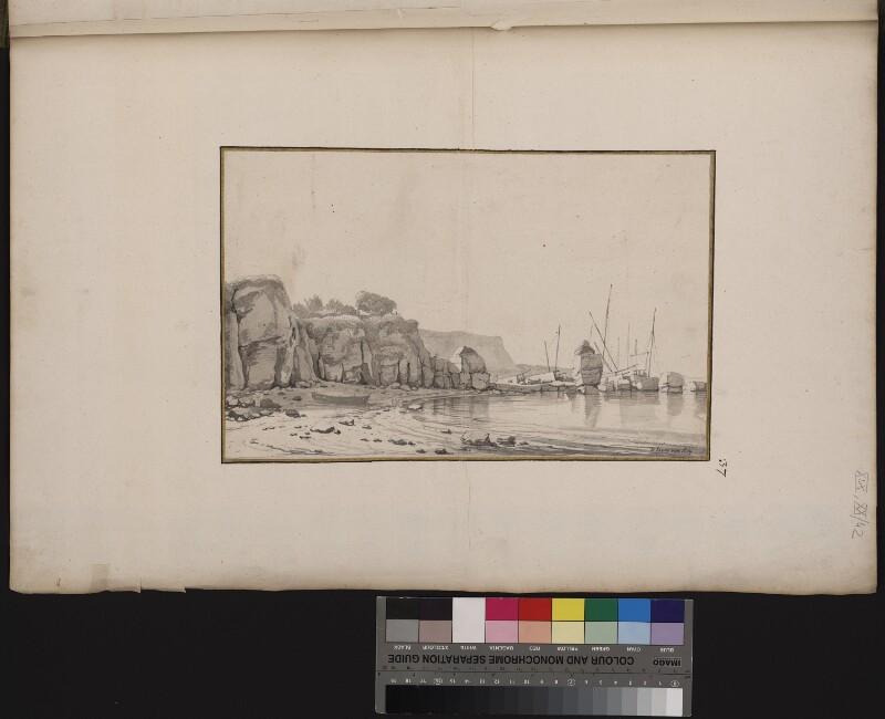 Alter Hafen von Rye