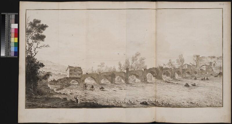 Alte Brücke (Exe Bridge) in Exeter
