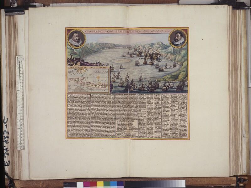Erbeutung der spanischen Schatzflotte in der Bucht von Matanzas