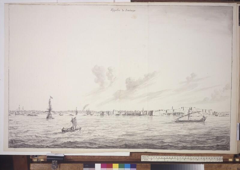 Hafen von Tripolis
