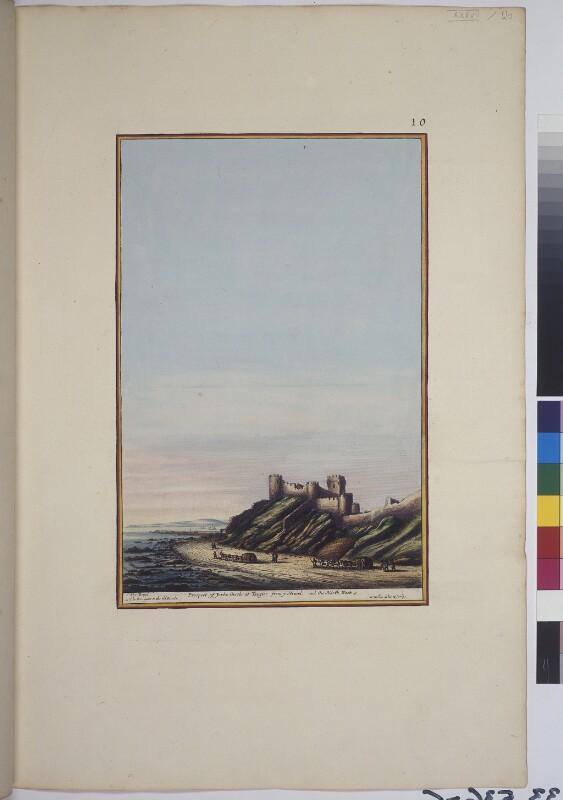 Das York Castle von Tanger