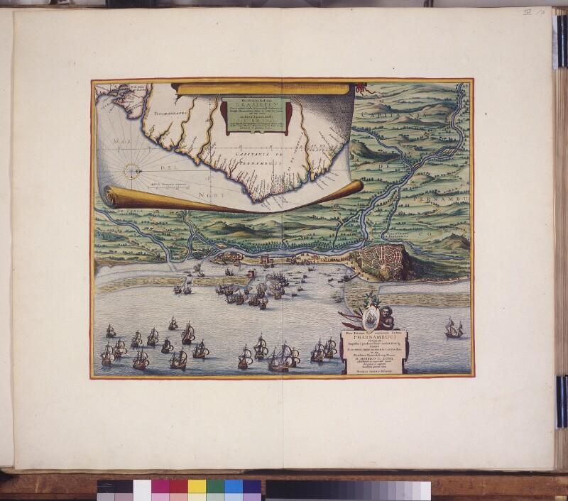 Die Eroberung von Olinda 1630