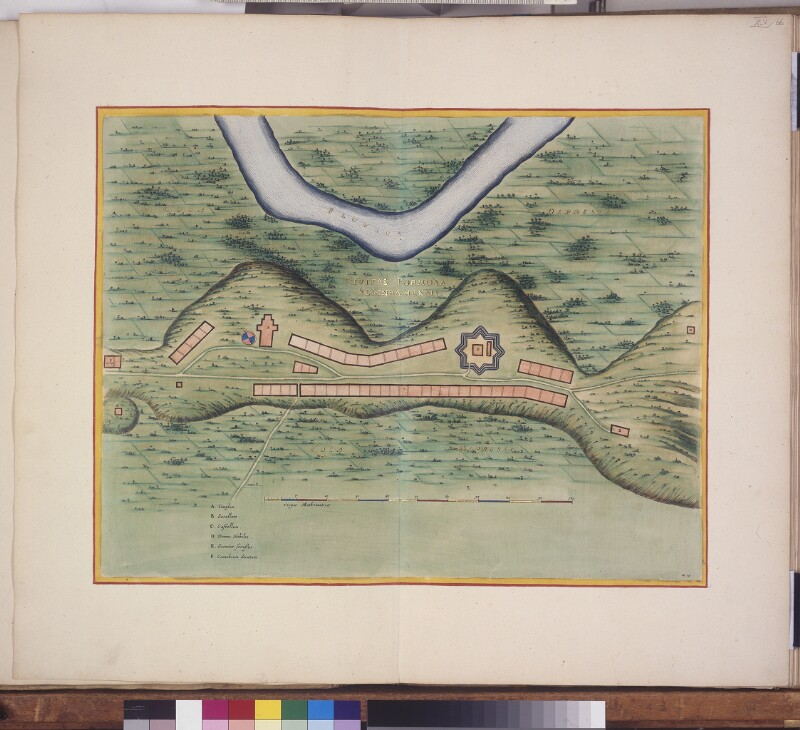 Plan von Sirinhaém (Rio Formoso)