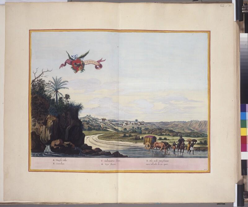 Ansicht von Sirinhaém (Rio Formoso)