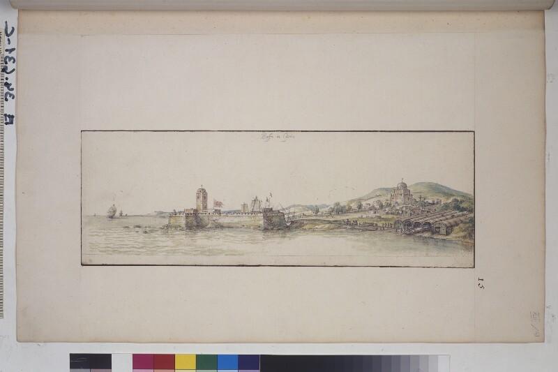 Ansicht von Paphos