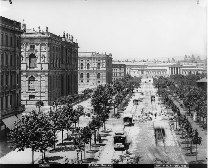 Wien 1,  Burgring