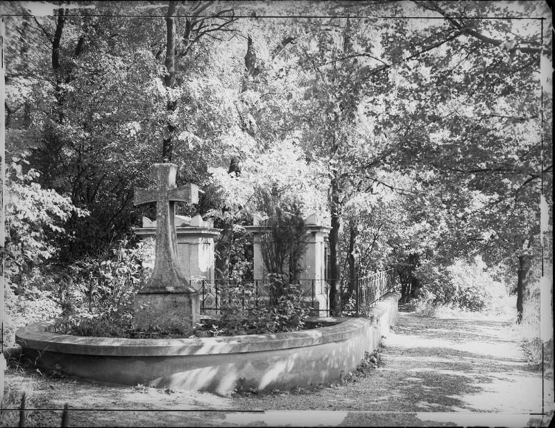 Wien 19, Kahlenberger Friedhof
