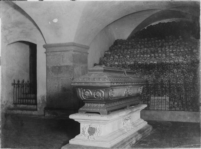 Krypta der Stiftskirche Sankt Florian