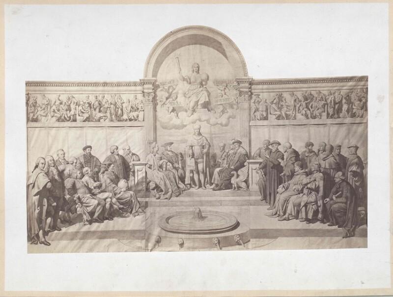 Gedenkblatt zur Fünfhundertjahrfeier der Wiener Universität (1865)