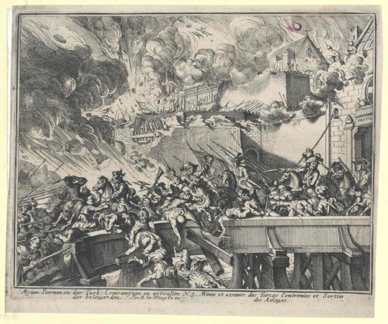 Belagerung von Wien durch die Türken 1683