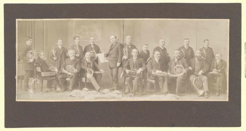Bläsergruppe der Wiener Philharmoniker