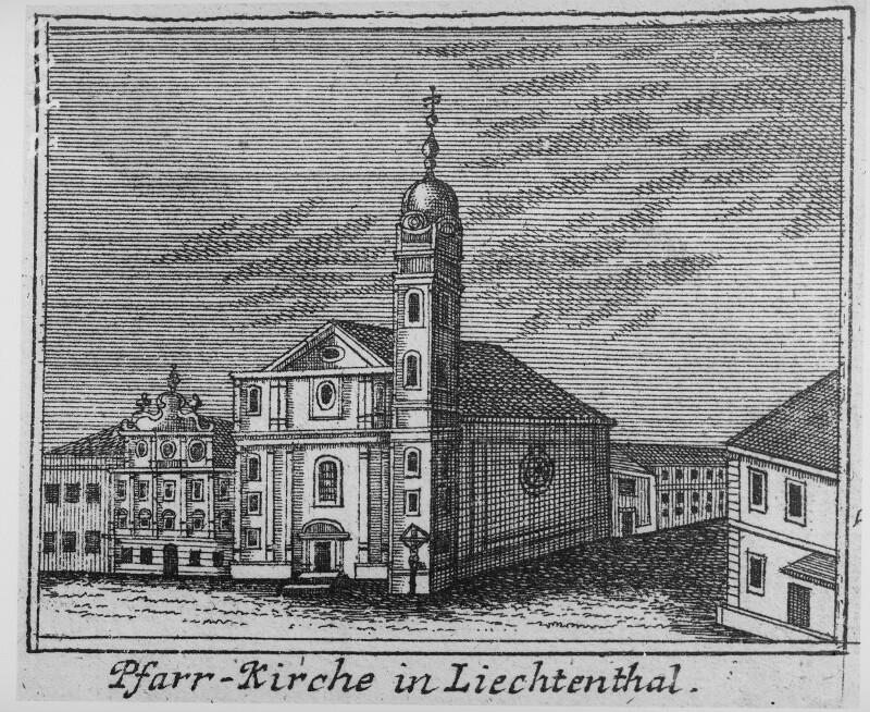 Wien 9, Lichtenthaler Kirche