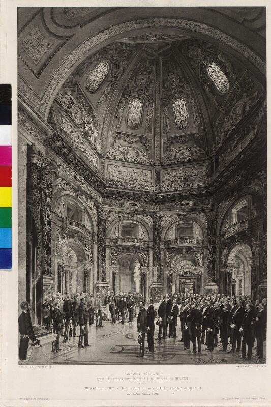 Eröffnung des Kunsthistorischen Museums
